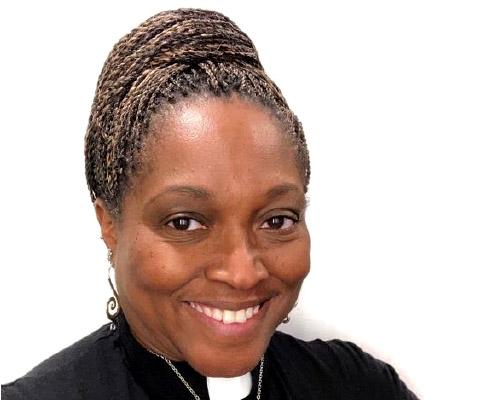 Reverend Doctor Karen Georgia Thompson at Just Festival