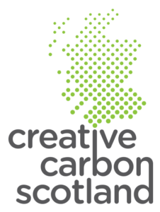 Creative Carbon Scotland at Just Festival