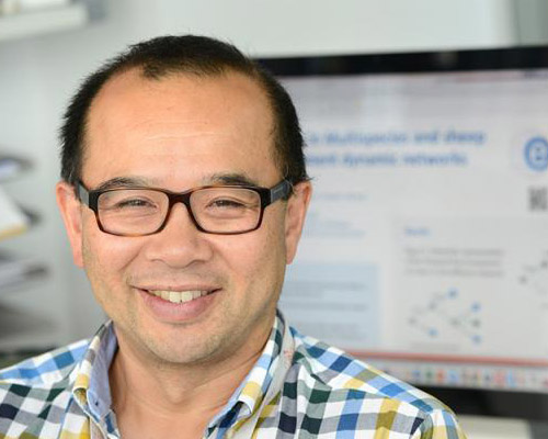 Prof Rowland Kao at Just Festival