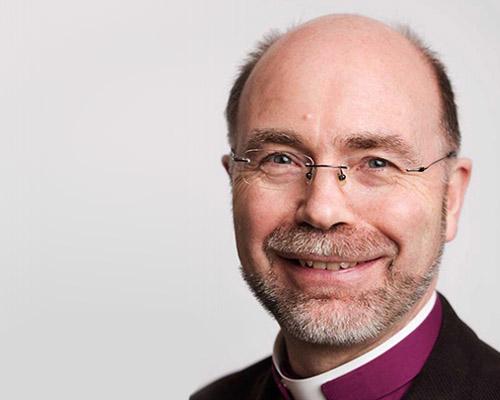 Rev Dr John Armes at Just Festival