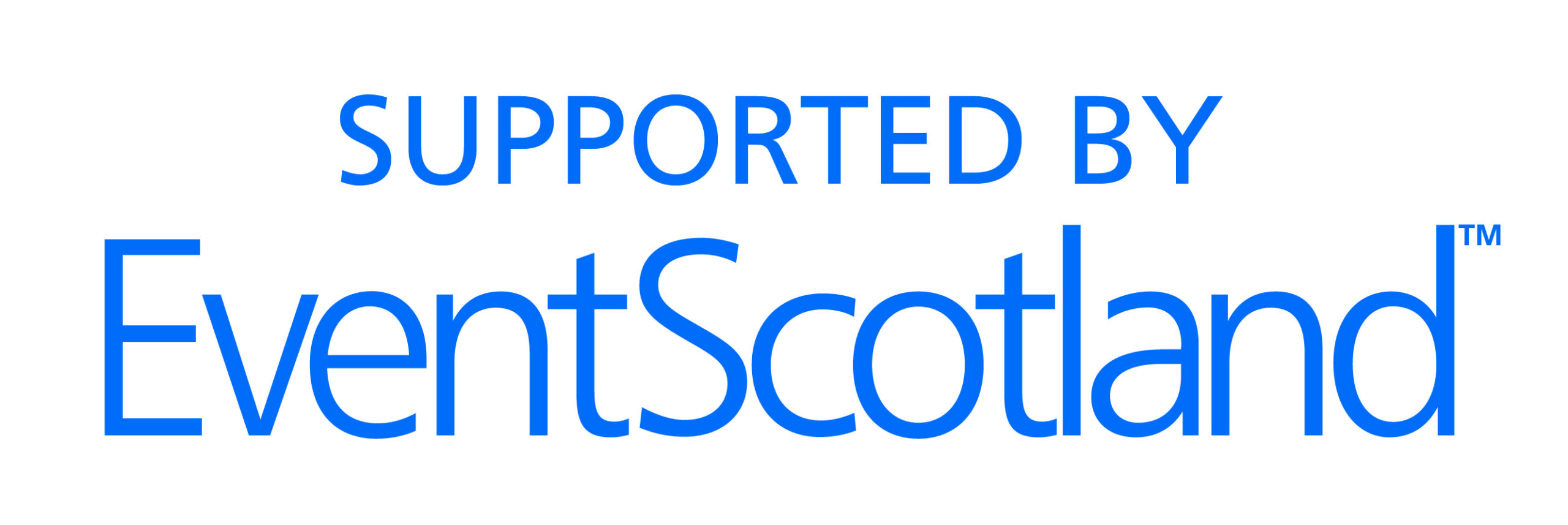 Supported by Event Scotland